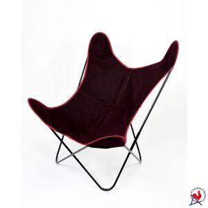 fauteuil papillon achat vente fauteuil papillon pas cher cdiscount. Black Bedroom Furniture Sets. Home Design Ideas