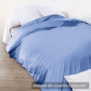 HOUSSE DE COUETTE SEULE Housse de Couette Coton 300x240 Belle ile