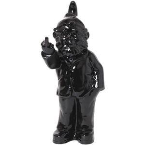 De Noir D'honneur 33 Nain En Doigt Résine Statue Cm Achat Jardin R4AjLq53