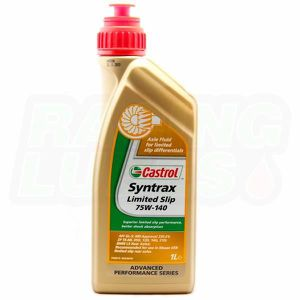 HUILE TRANSMISSION Castrol Syntrax Limited Slip 75W140 - Condition...