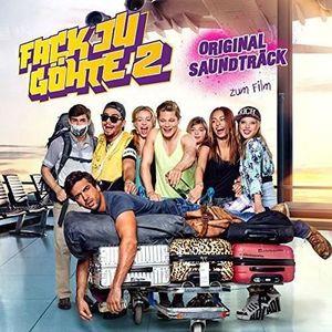 CD MUSIQUE DE FILM - BO Fack Ju Goehte 2 - Fack Ju Goehte 2