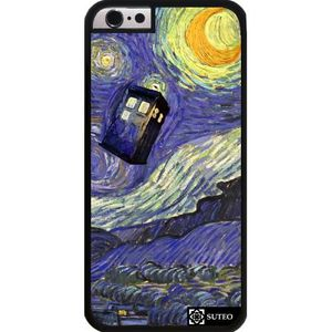 COQUE - BUMPER Coque Iphone 6 Plus (5,5'') – La nuit étoilée de V