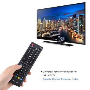TÉLÉCOMMANDE TV LG Télécommande universelle de remplacement intell