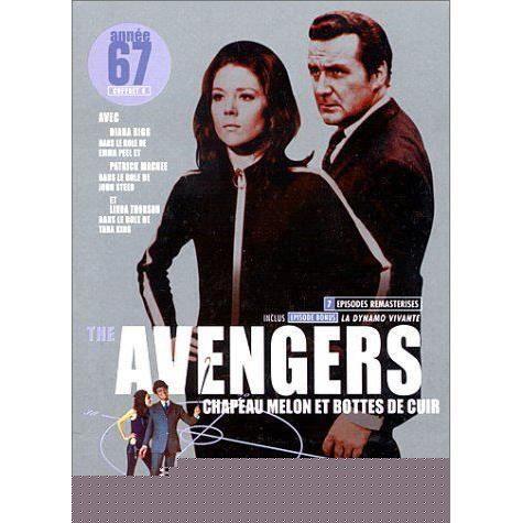 AvengersChapeau Bottes En Série De Dvd Et Pas Melon The Cu 543RLAj