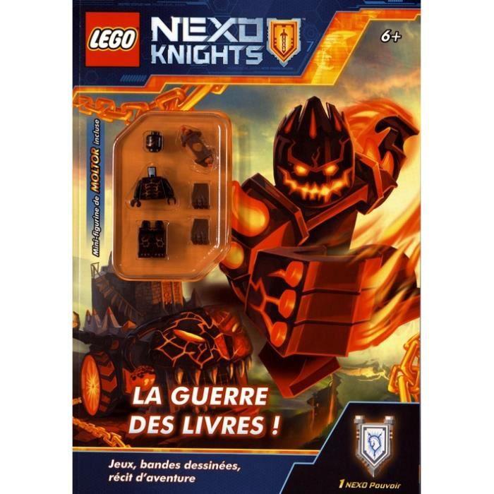 Livre Chers Lego Pas Nexo Knights Jeux Jouets Et Achat Vente PilOuTkXwZ