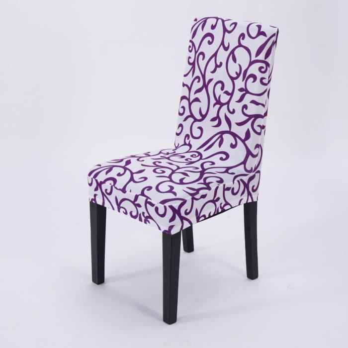 1pc Home Chair Cover Decoration De Mariage Polyester Spandex Dining Pour Wedding Party