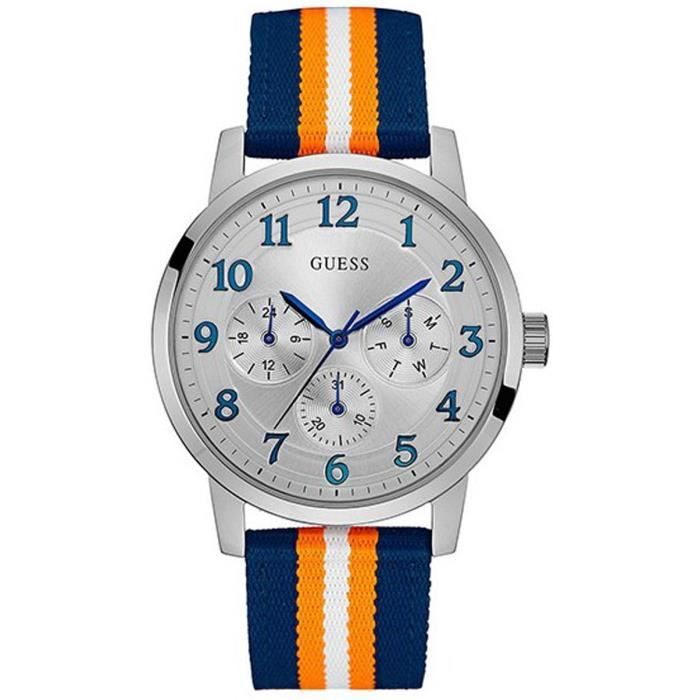 83329b605373b Montre homme GUESS WATCHES GENTS BROOKLYN W0975G2. - Achat / Vente ...