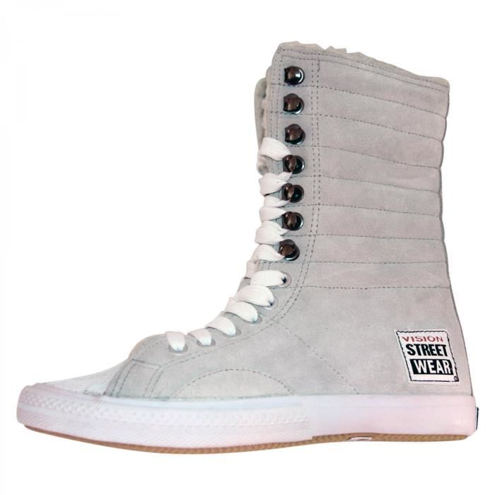 samples shoes BOOTS VISION STREET WEAR S HI HER STEEL WOMEN