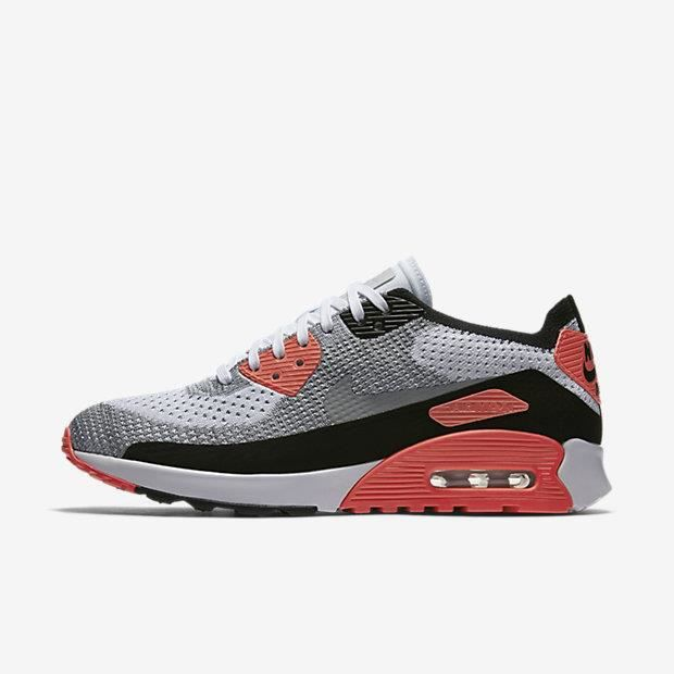 new concept 8abf4 58100 Baskets Nike Air Max 90 Ultra 2.0 Flyknit Chaussure pour Femme