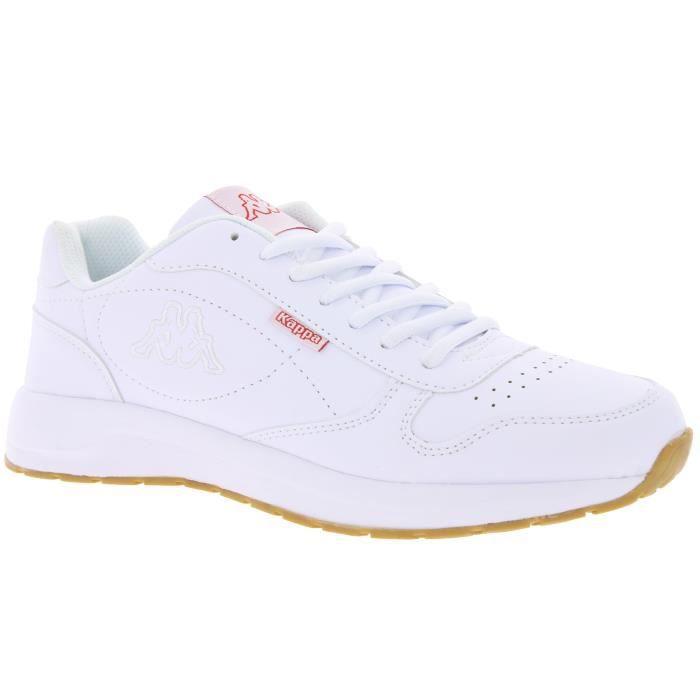 Kappa Sneakers Sneaker Chaussures Blanc