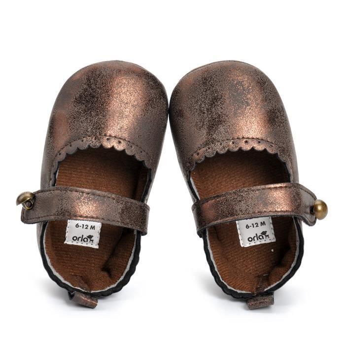 BOTTE Toddler nouveau-né chaussures bébé infantile enfants fille douce semelle sneaker sandales@BrownHM