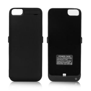 coque iphone6 rechargeable achat vente coque iphone6 rechargeable pas cher cdiscount. Black Bedroom Furniture Sets. Home Design Ideas