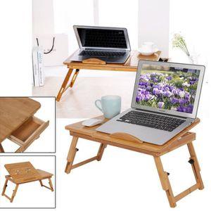 table de lit bambou prix pas cher cdiscount. Black Bedroom Furniture Sets. Home Design Ideas