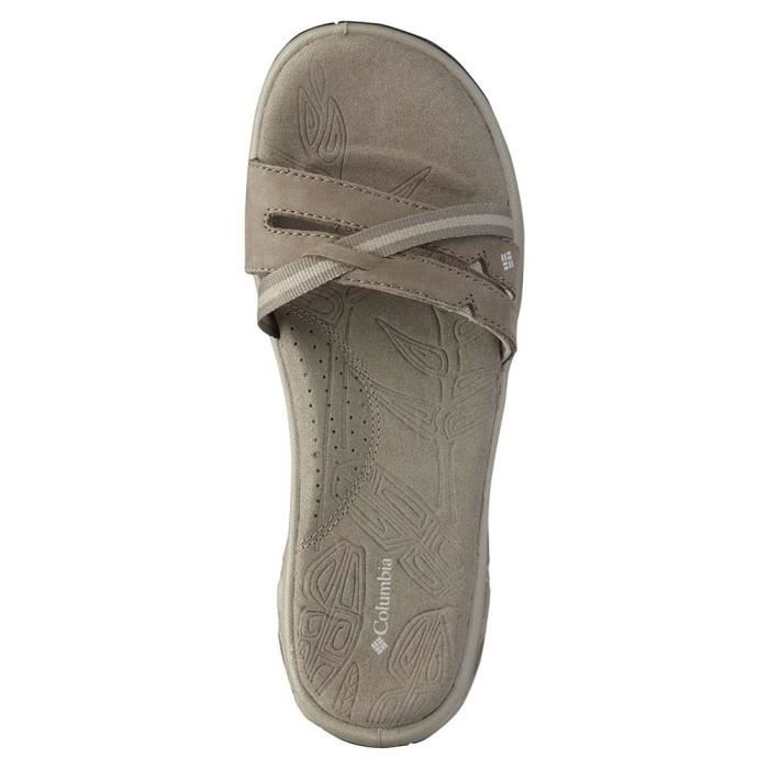Chaussures femme Sandales Columbia Inagua Vent Slide