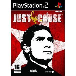 JEU PS2 JUST CAUSE / PS2