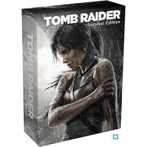 JEU PS3 TOMB RAIDER : SURVIVAL EDITION / PS3