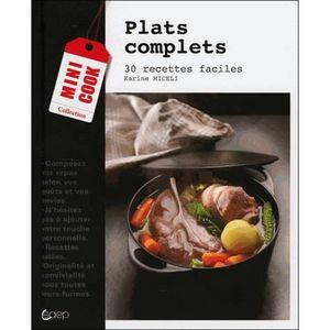 livre cuisine vins recevoir cuisine recettes de plats principaux plat unique achat vente. Black Bedroom Furniture Sets. Home Design Ideas