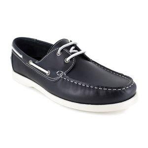 J.BRADFORD Chaussures Bateaux JB-BOAT Marine - Couleur - Bleu
