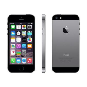 SMARTPHONE APPLE iPhone 5S 16Go - Gris sidéral -