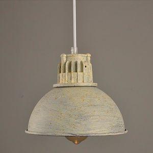 LUSTRE ET SUSPENSION Rétro Vintage Lampe de Suspension Industrielle Lus