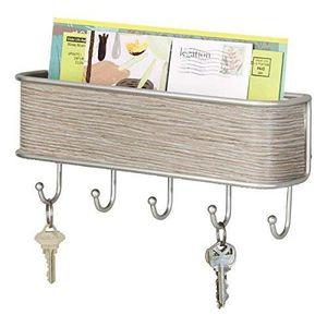 rangement cle et courrier achat vente rangement cle et courrier pas cher cdiscount. Black Bedroom Furniture Sets. Home Design Ideas
