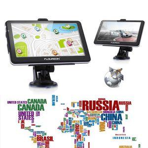 GPS AUTO 7 '' 8Go FLOUREON la navigation GPS à écran tactil