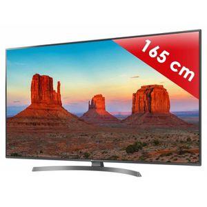 Téléviseur LED TV LED plus de 52 pouces LG - 65 UK 6750 • Télévis
