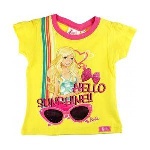 T-SHIRT Tee Shirt Barbie du 2 au 8 ans