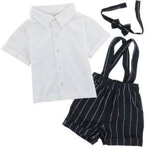 59c887d9352d1 COSTUME - TAILLEUR Vêtements Bébé Garçon Gentilhomme 2PCS Costume Ens
