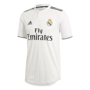 MAILLOT DE FOOTBALL Maillot domicile authentique Real Madrid 2018/19