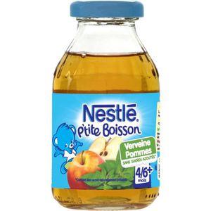 BOISSON BÉBÉ HORS LAIT NESTLÉ P'tite boisson Verveine Pommes - 20 cl - Dè