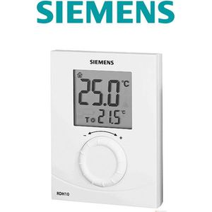 THERMOSTAT D'AMBIANCE Thermostat digital RDH10