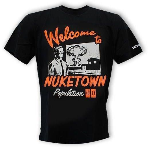 T-shirt Call Of Duty : \