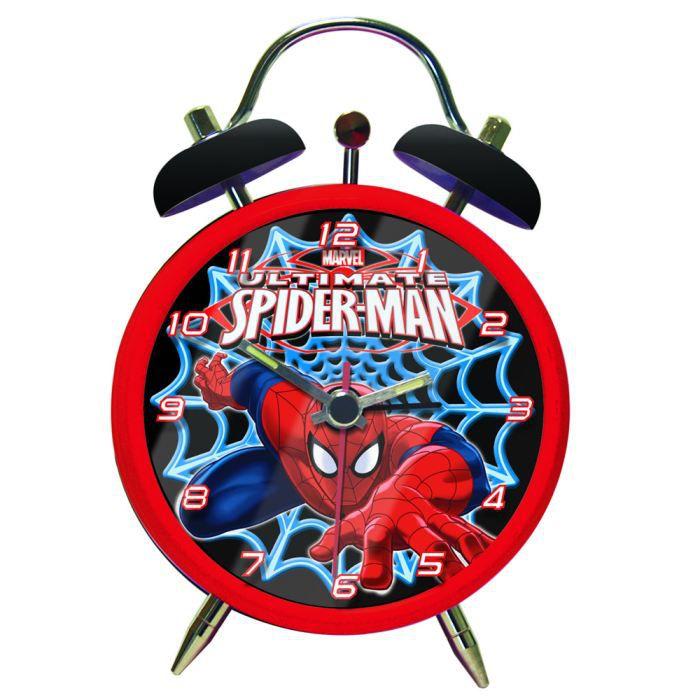 spiderman marvel r veil ultimate achat vente. Black Bedroom Furniture Sets. Home Design Ideas