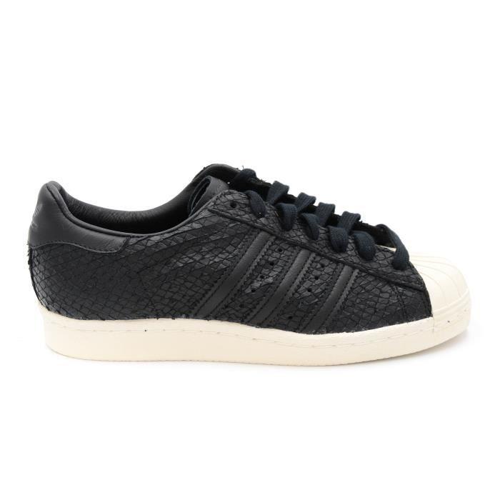 BASKET Adidas Basket femme Superstar 80s W BZ0643 noir-Of