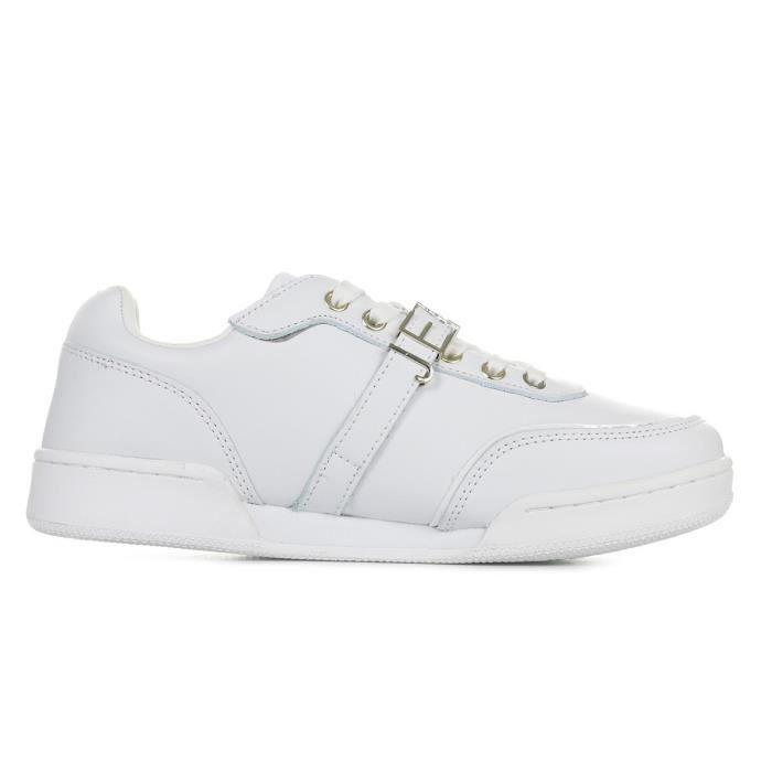 a1bf9fa84622 Basket mode Versace Jeans Linea Fondo Book Dis 1 Blanc Blanc Blanc ...