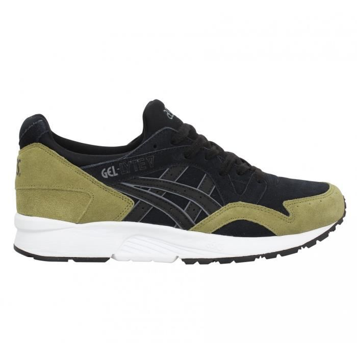 Baskets ASICS Gel Lyte V velours Homme-42-Noir