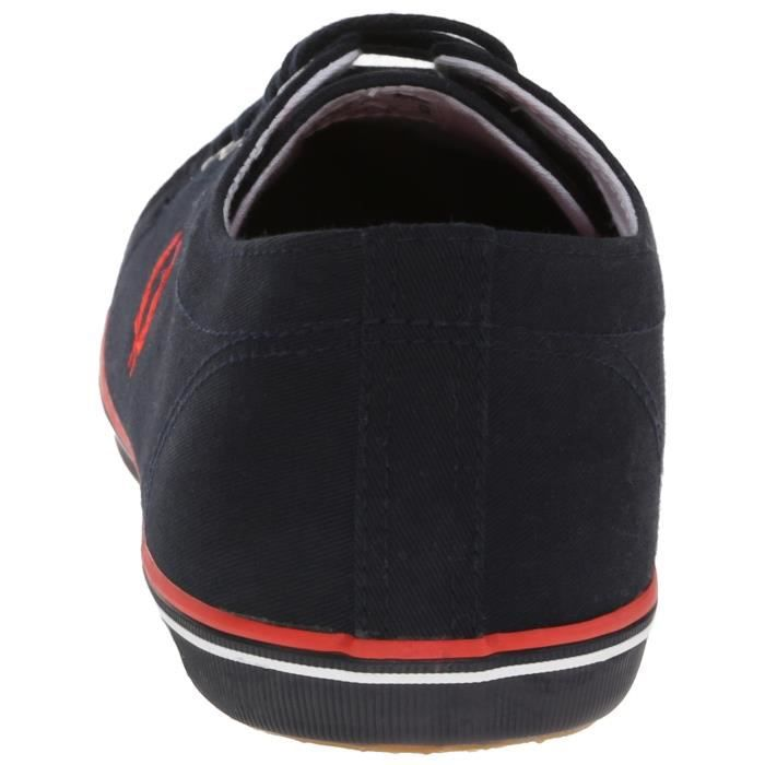 Fred Perry Kingston Twill Mode Sneaker EVU5Q Taille-39