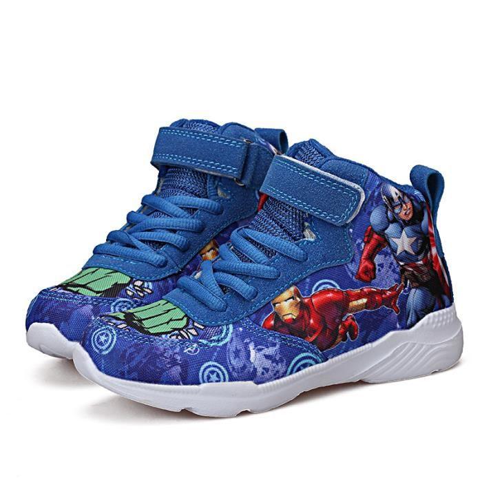 Sport Loisir Chaussure Basket De Confortable Enfant D'air Chaussures BCxdeo