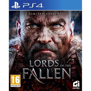 JEU PS4 Lords of the Fallen Limited Edition Jeu PS4
