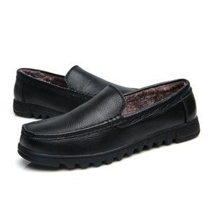 MOCASSIN Moccasin Homme chaussures Confortable Marque De Lu
