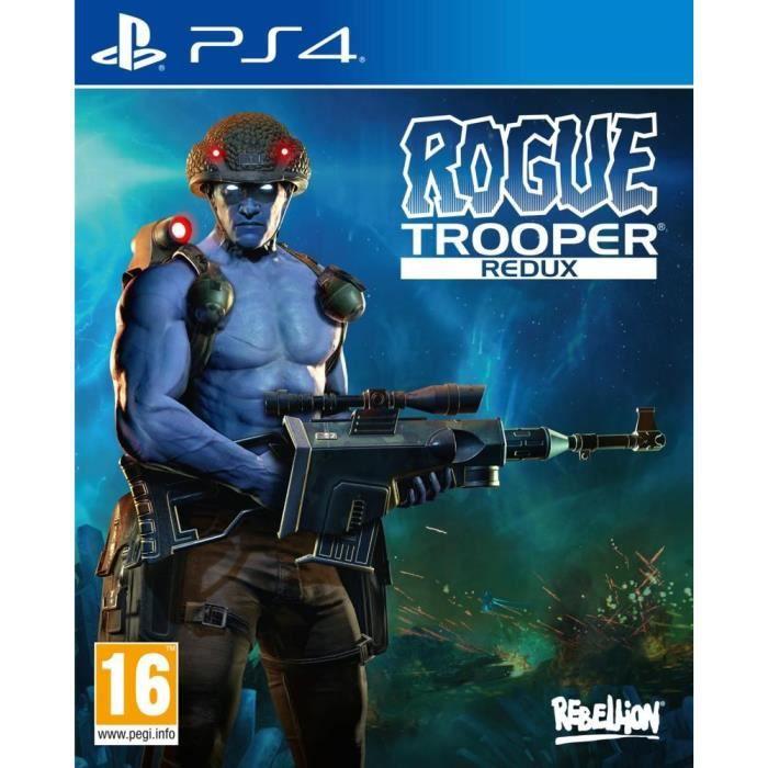 JEU PS4 Rogue Trooper  Redux Jeu PS4