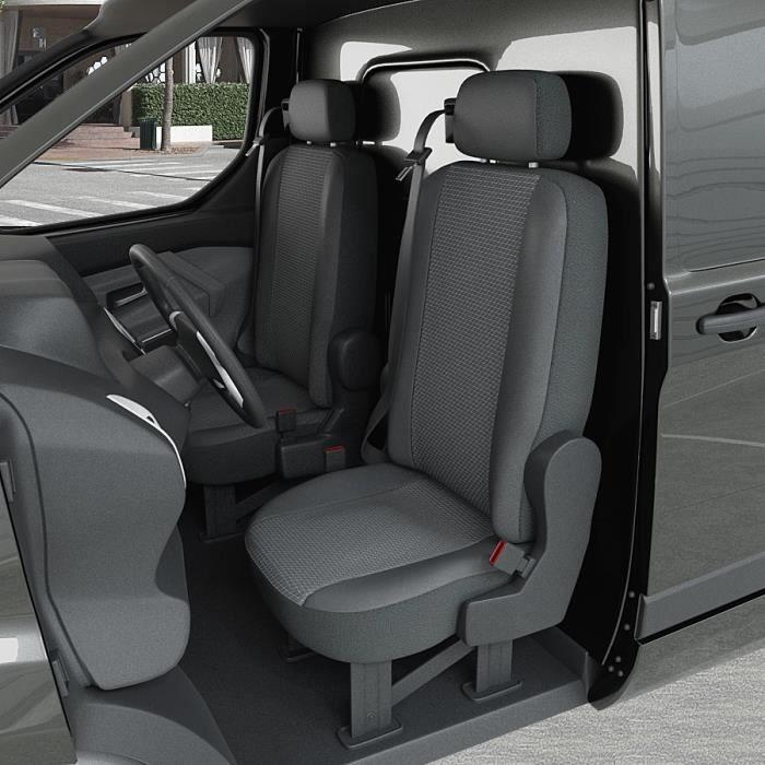 Housse Sur Mesure Opel Combo Cargo de 10-2011