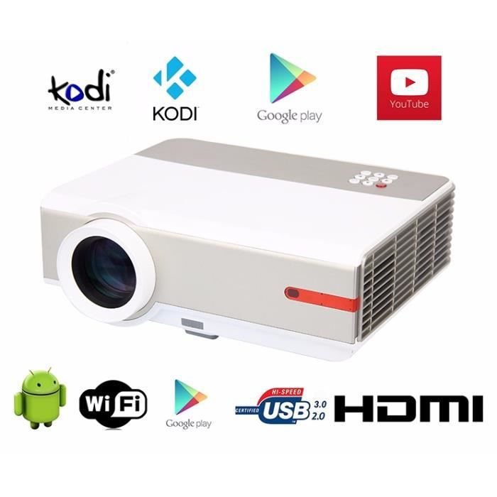 1080P 5000 Lumen Résolution native 1920x1080 FULL HD 10000  1 Home ... 9875a6ced3a