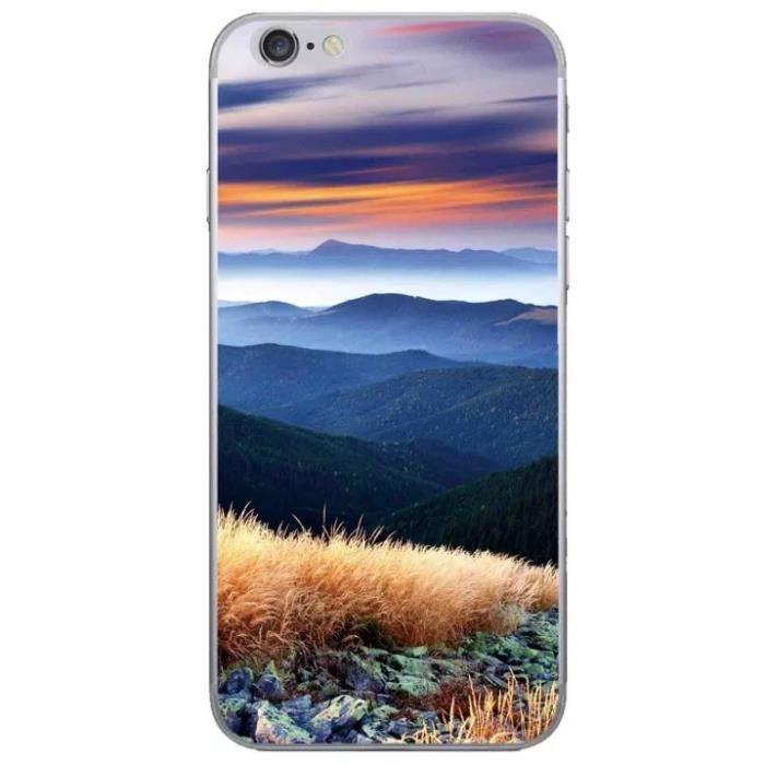 coque montagne iphone 6