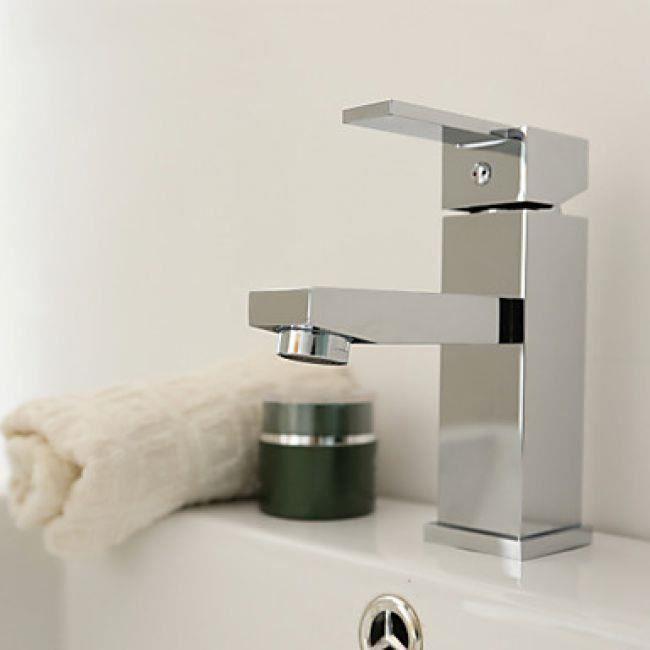 Lookshop® Robinet salle de bain style simple et contemporain avec en ...