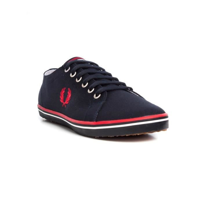 Baskets Fred Perry Kingston Marin