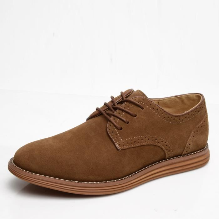 Cuir Homme Derby chaussures business formel
