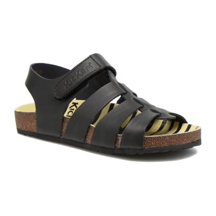 MAGINO - Sandales - noir