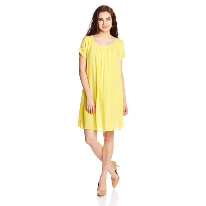 Idk Womens Rayon A-line Dress 1MUOSP Taille-34